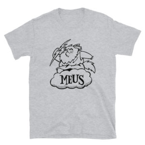 Meus Gray T-shirt