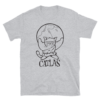 Catlas Gray T-shirt