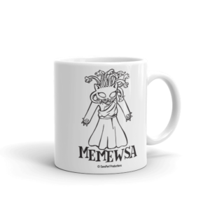 Memewsa Small Mug