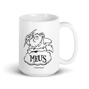 Meus Large Coffee Mug Cats Gifts