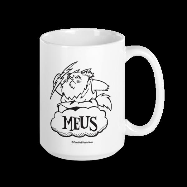 Meus Large Coffee Mug Cats Gifts